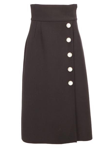 Dolce & Gabbana Skirt in nero