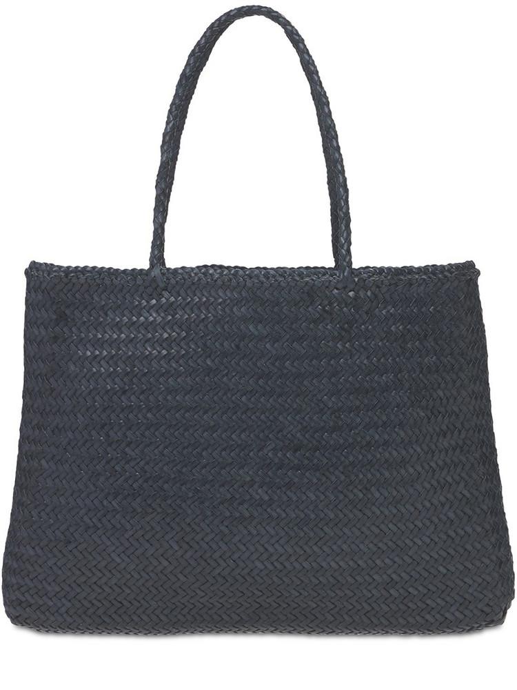 DRAGON DIFFUSION Sophie Large Shoulder Bag in blue