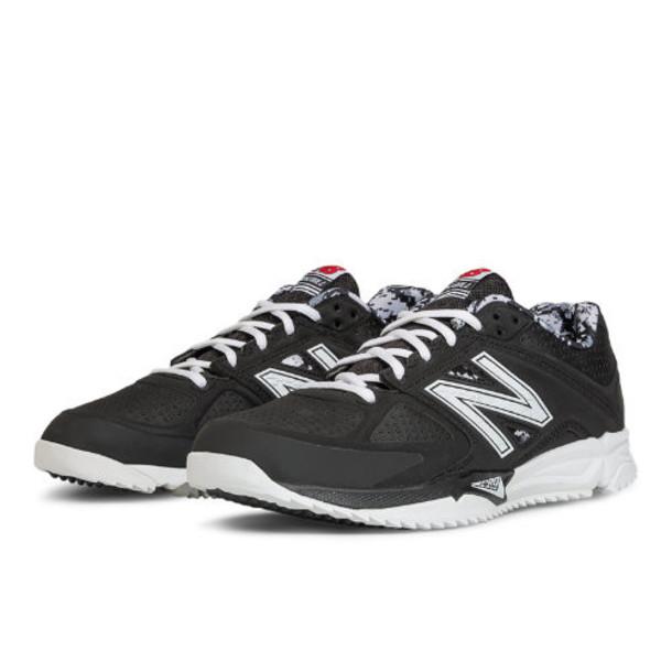 New Balance Turf 4040v2 Men's Turf Shoes - Black, White (T4040SK2)