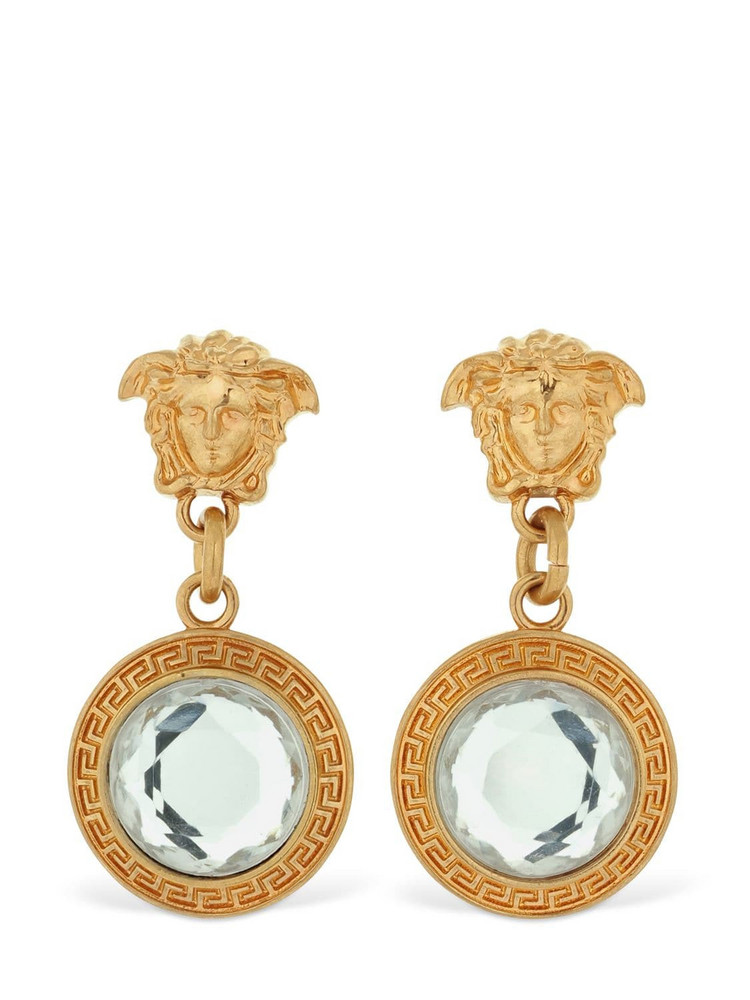 VERSACE Medusa Gioia Earrings in gold