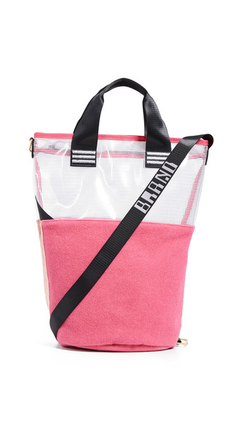 Acne Studios Admyral Tote in pink