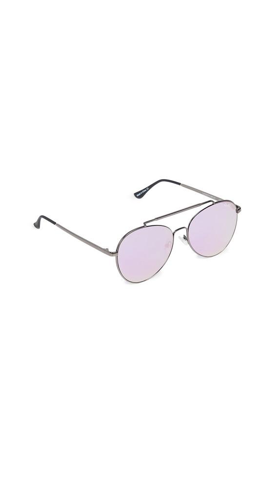 Quay Lickety Split Sunglasses in purple