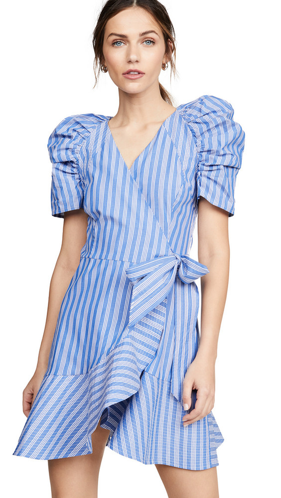 C/Meo Collective Motivations Dress in blue