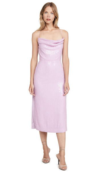 Misha Collection Devon Dress in lilac