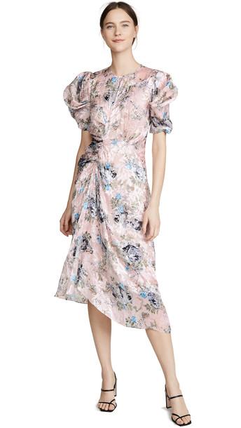 Preen By Thornton Bregazzi Pippa Dress in pink