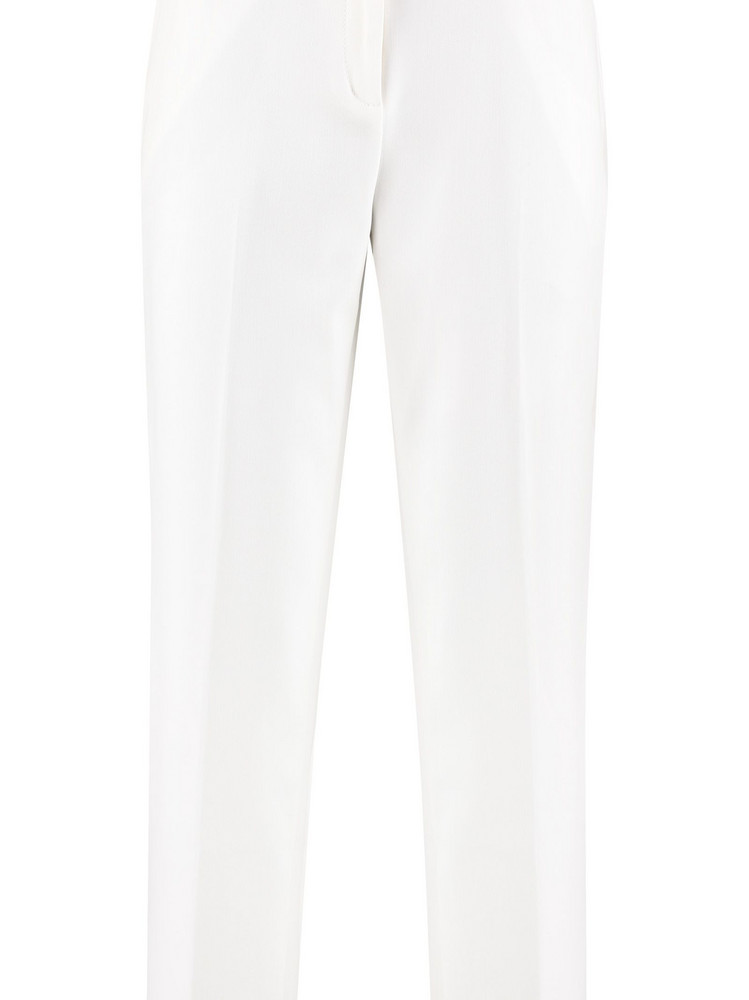 Michael Kors Cropped Trousers in white