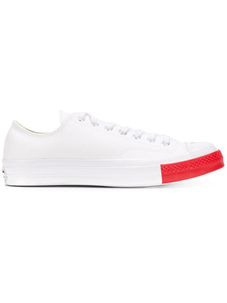 Converse X Undercover Chuck 70 sneakers in white
