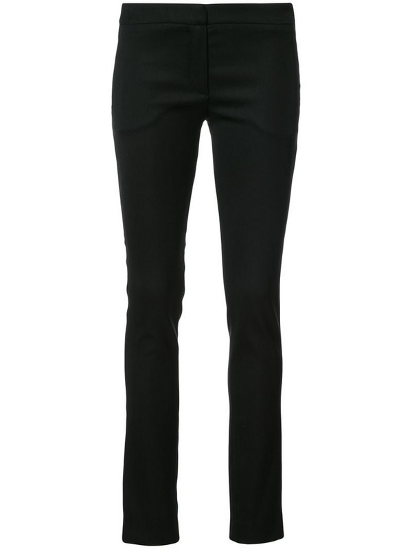 Monse formal skinny tailored trousers in black