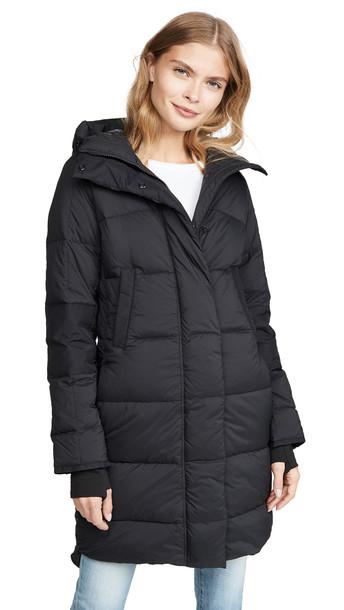 Canada Goose Alliston Coat in black