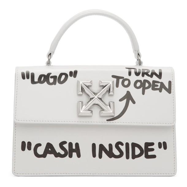 Off-White White 1.4 Jitney Bag