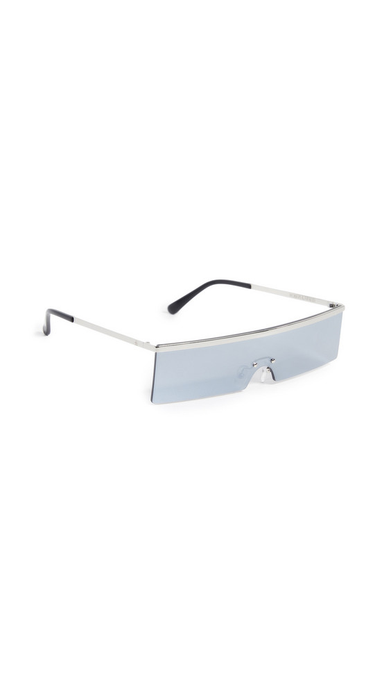 Roberi & Fraud Margaret Sunglasses in silver