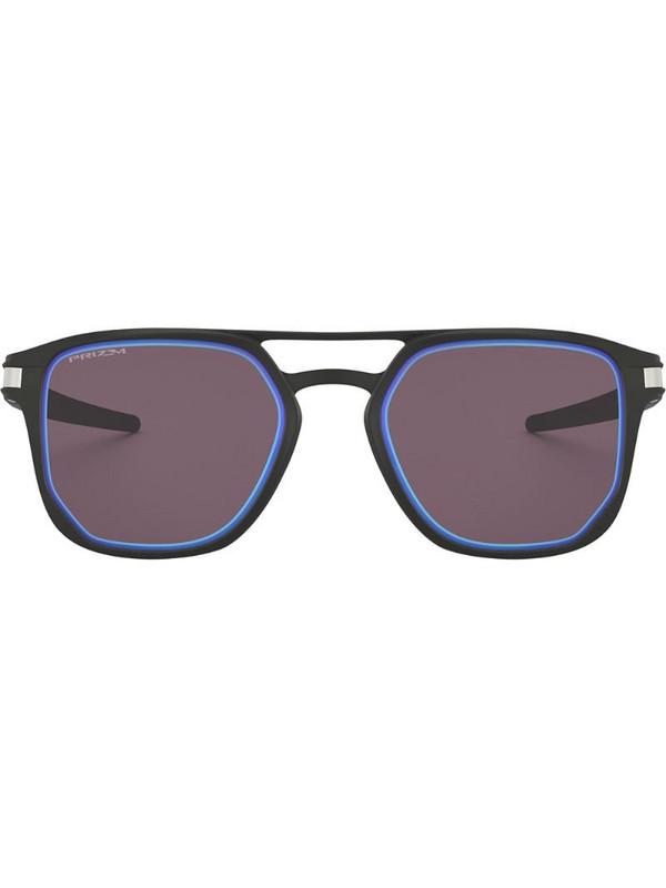 Oakley Latch Alpha sunglasses in black