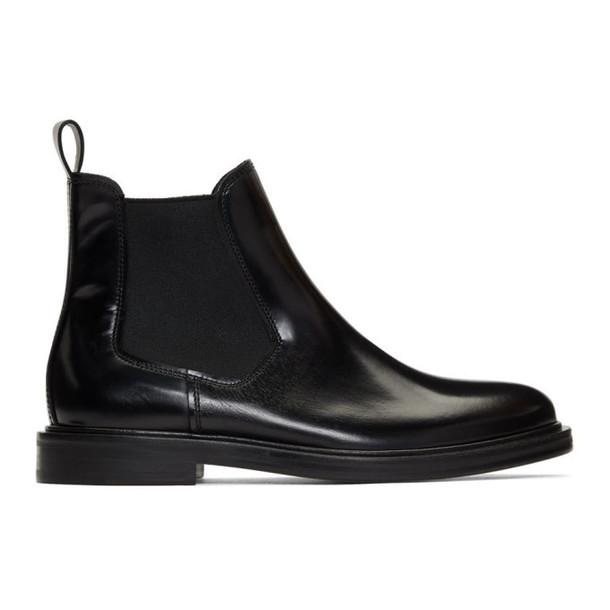 A.P.C. A.P.C. Black Johanne Chelsea Boots