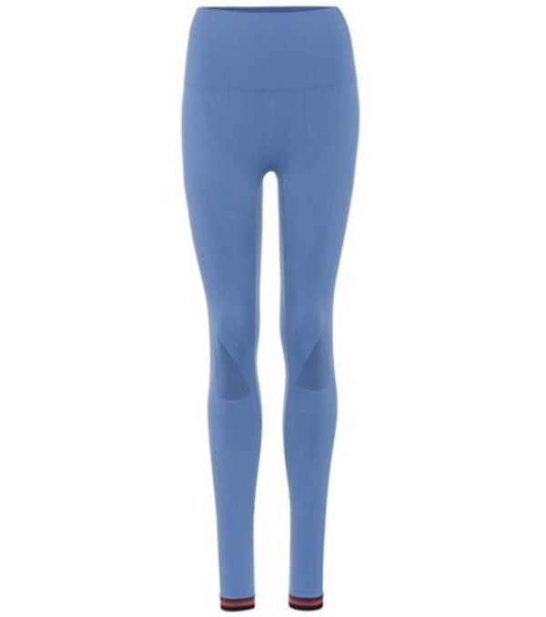 Lndr Freefall leggings in blue