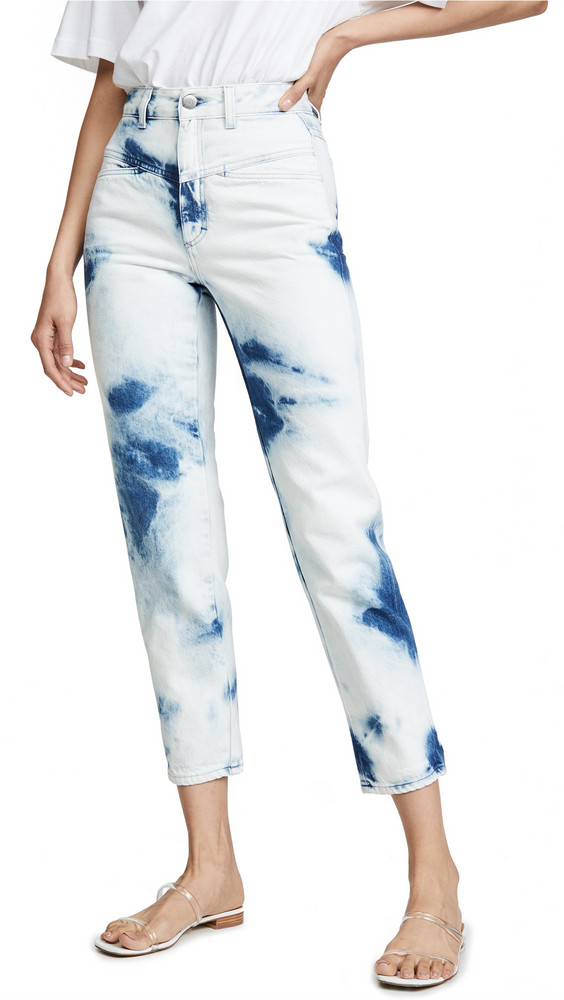 Closed Pedal Pusher Jeans in blue