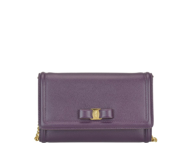 Salvatore Ferragamo Bag With Viara Bow