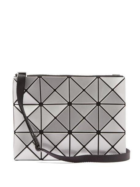 Bao Bao Issey Miyake - Lucent Pvc Cross-body Bag - Womens - Silver