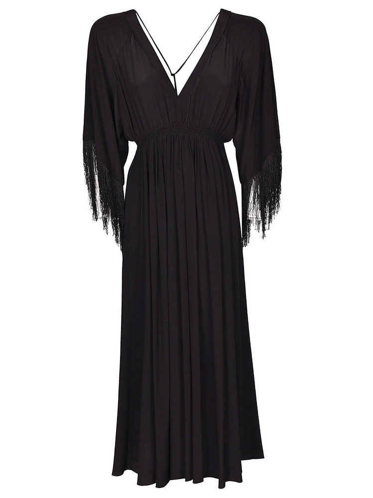 Forte Forte Pleated Dress in black