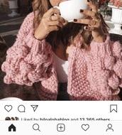 cardigan,knit,pink