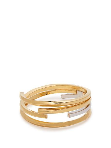 Acne Studios - Aelyn Bracelet - Womens - Gold