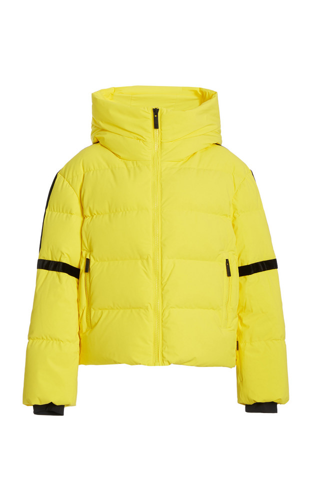 Fusalp Barsy Shell Down Puffer Jacket in yellow
