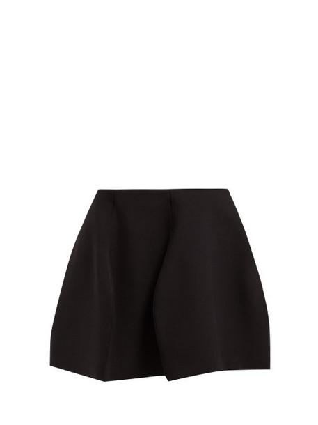 Jil Sander - Gilroy Fluted Skirt - Womens - Black
