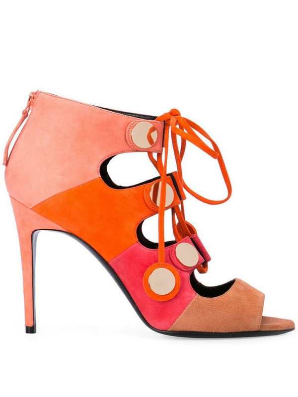 Pierre Hardy Penny sandals in pink