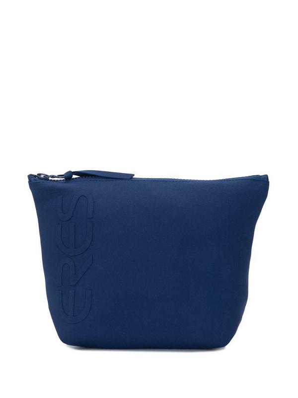 Eres Poketa beach bag in blue