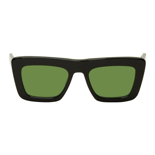 Thom Browne Black TB-415 Sunglasses