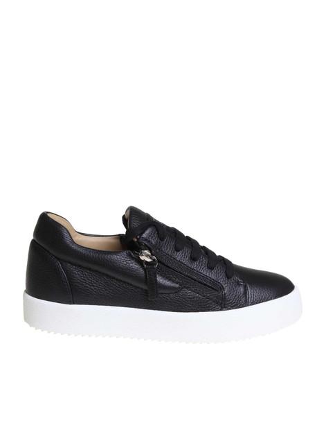 Giuseppe Zanotti Sneakers May In Nappa Color Black