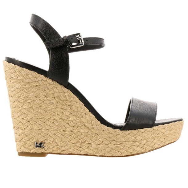 Michael Michael Kors Wedge Shoes Shoes Women Michael Michael Kors in black