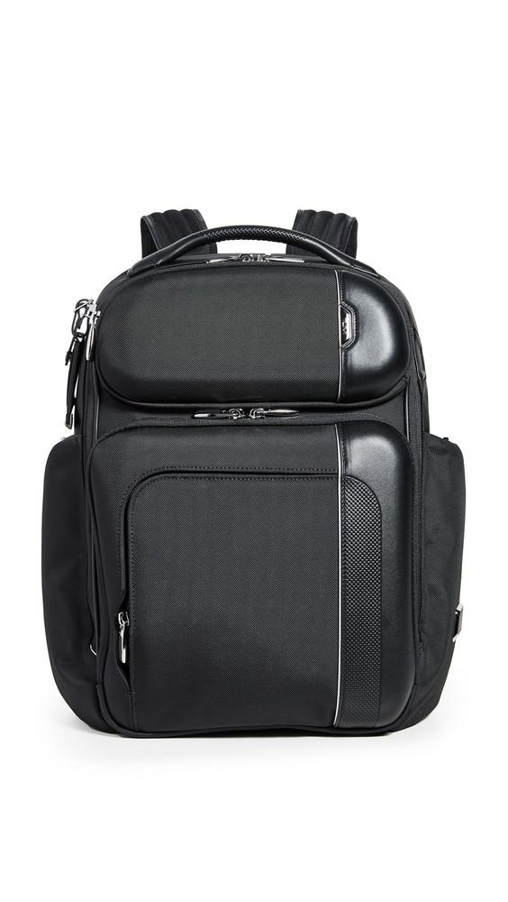 Tumi Arrivé Barker Backpack in black