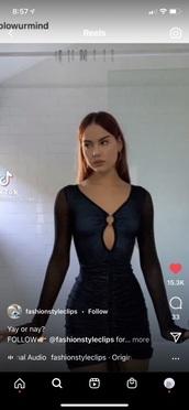 dress,black,maddie crum,mesh