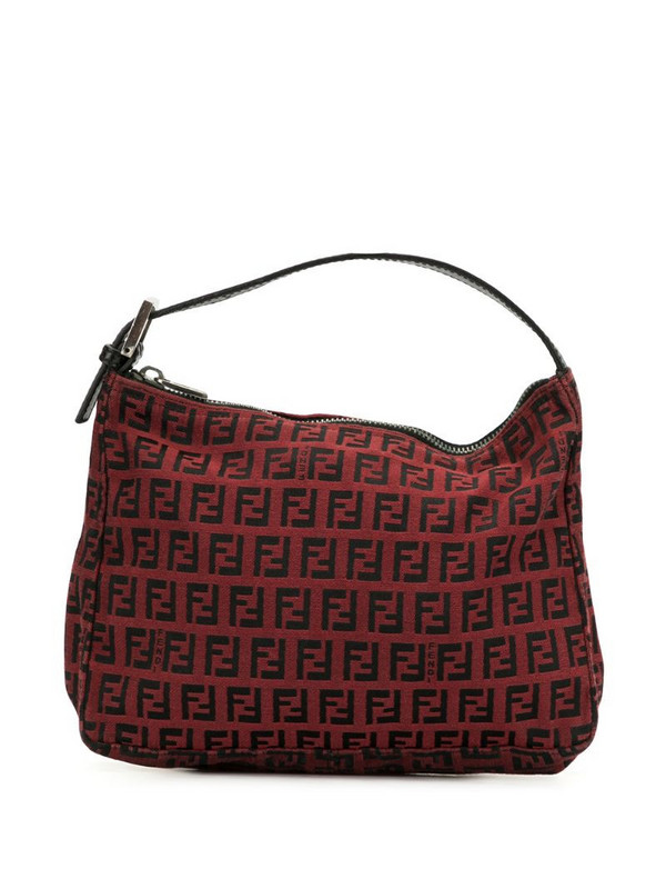 Fendi Pre-Owned Zucchino tote bag in red