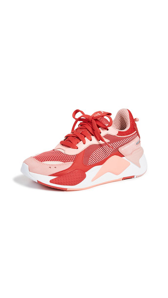 PUMA RS-X Toys Sneakers in peach