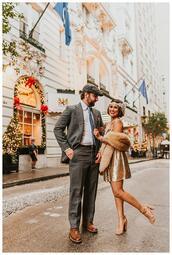 hauteofftherack,blogger,hat,shoes,dress,shirt