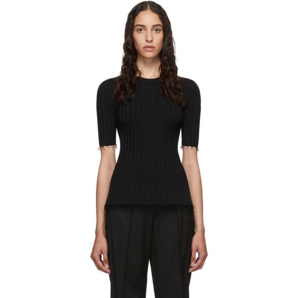 Altuzarra Black Novello Sweater