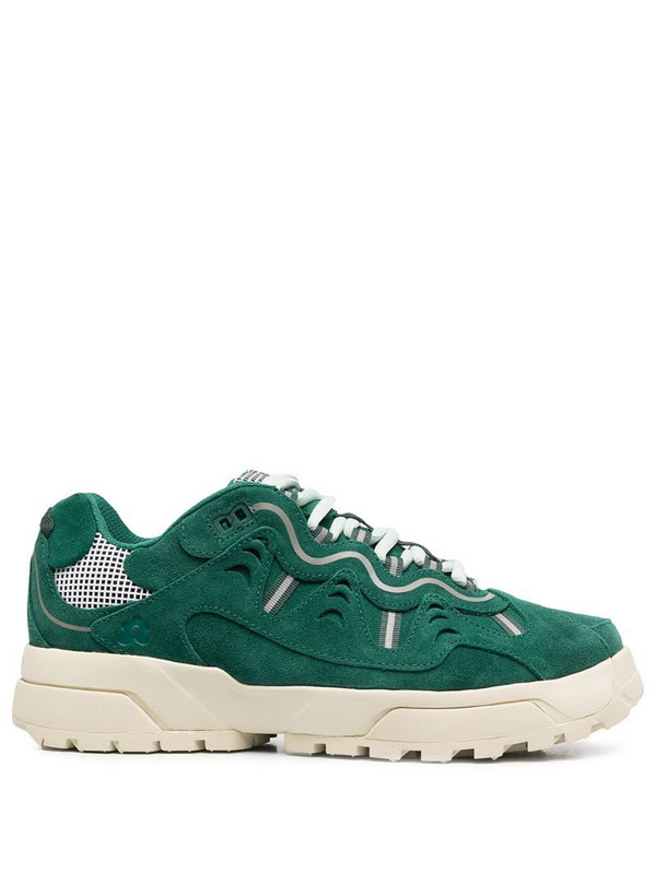 Converse x GOLF le FLEUR* Gianno sneakers in green