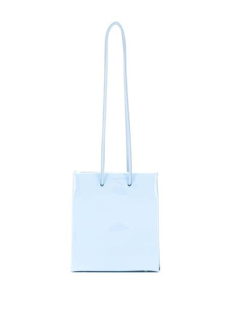 Medea mini Prima shoulder bag in blue