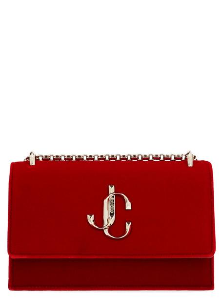 Jimmy Choo Bag in red