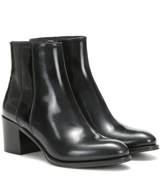 Church's Carin patent leather ankle boots in black