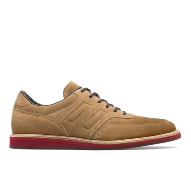 New Balance 1100 Men's Walking Shoes - Brown/Red (MD1100DB)