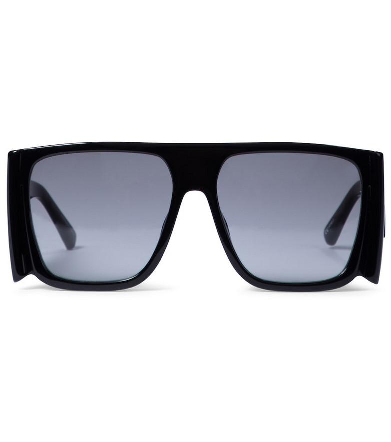 Magda Butrym x Linda Farrow All Eyes On Me sunglasses in black