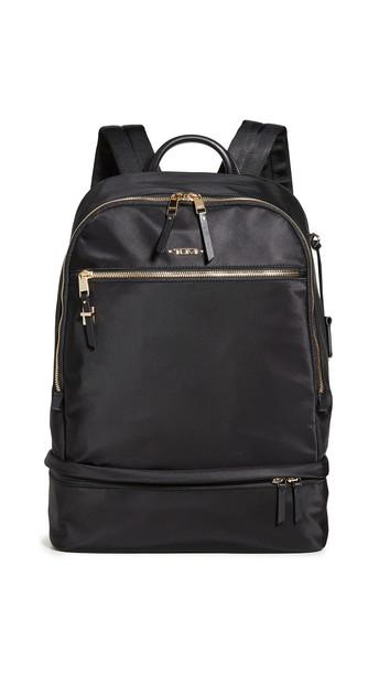 Tumi Brooklyn Backpack in black