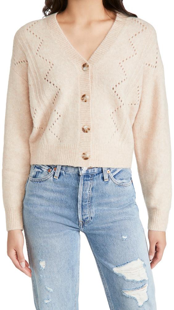 RAILS Veronica Sweater in beige