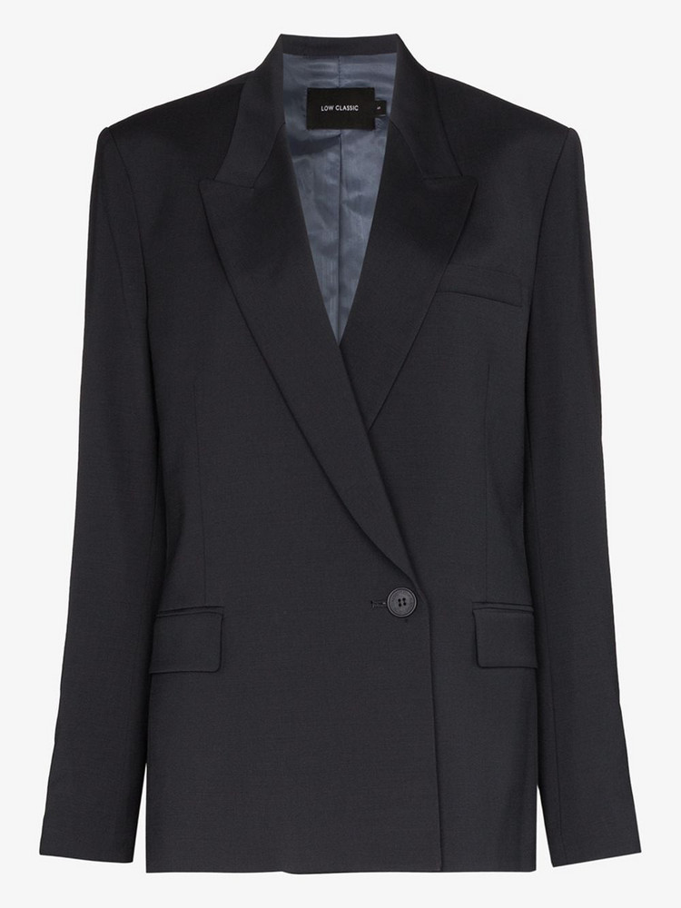 Low Classic LOW CLASSIC DOUBLE JACKET in blue