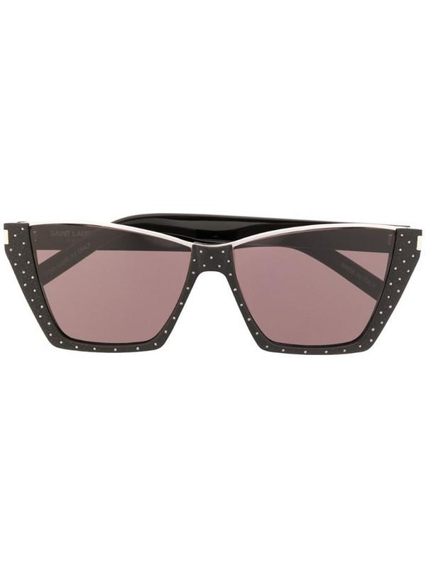 Saint Laurent Eyewear SL 369 square-frame sunglasses in black