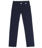 pants,cotton,blue