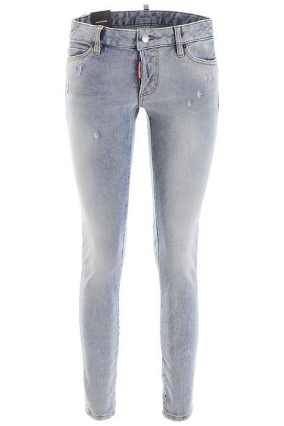 Dsquared2 Jennifer Jeans in blue
