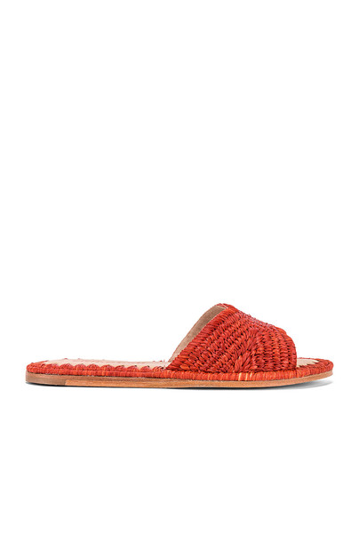 Jeffrey Campbell Dane Sandal in orange
